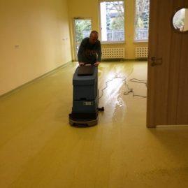 sprzątanie przedszkola zielonka