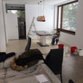 sprzątanie domu po remoncie