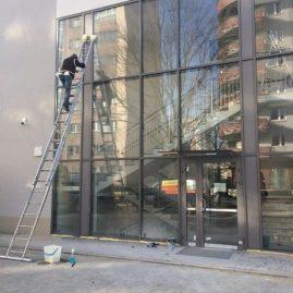 sprzątanie po wymianie okien warszawa